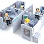 Een nieuw kantoor geen garantie voor een succesvolle nieuwe manier van werken